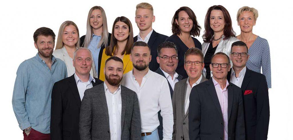 fairFinanzpartner oHG Gruppenfoto 2020